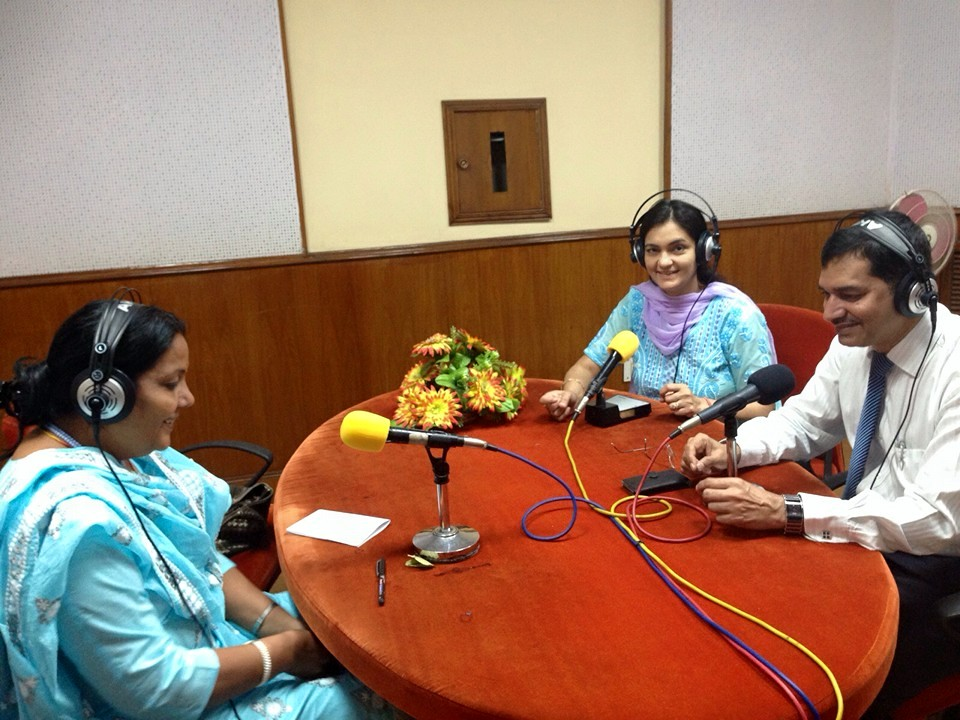 All India Radio Akashvani