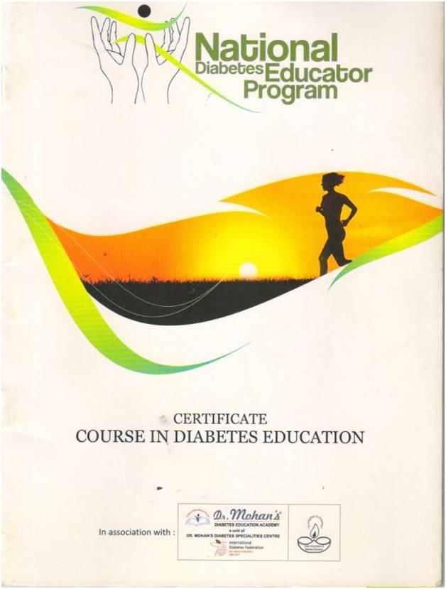 National Diabetes Educator Program Diabetes Nagpur Diabetes Care