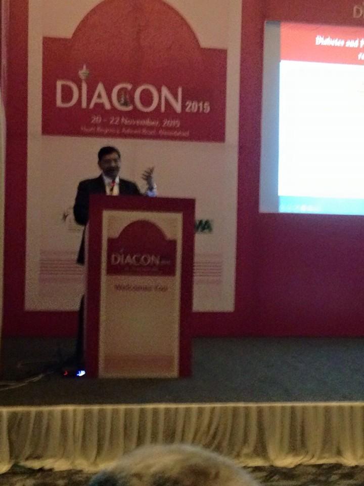 Diacon 2015 Ahmedabad