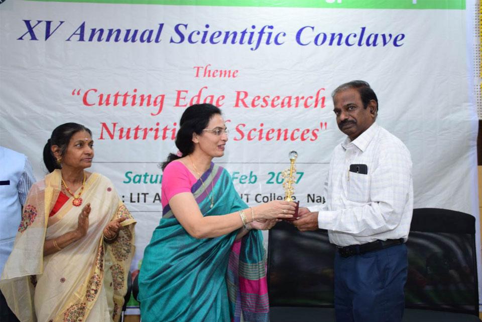XV Annual Scientific Conclave 11