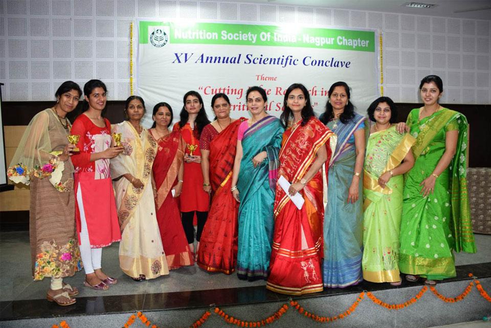 XV Annual Scientific Conclave 16