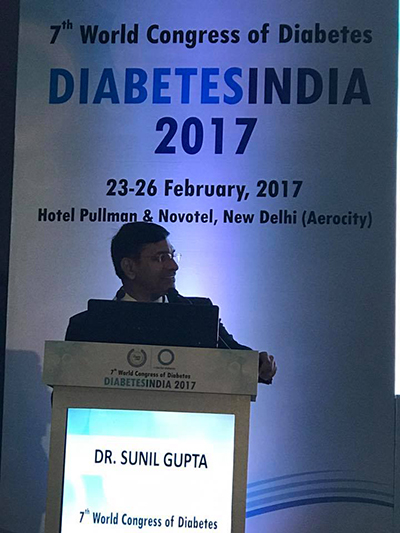 World Congress of Diabetes