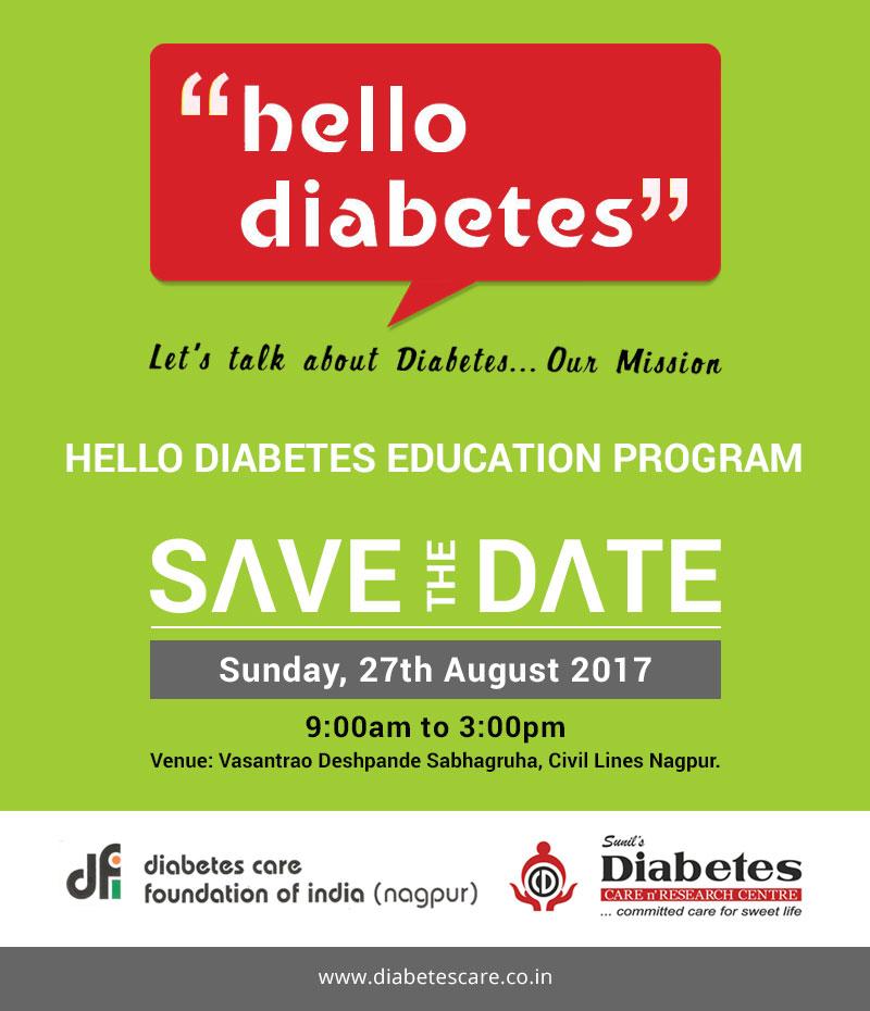 Hello Diabetes August 2017