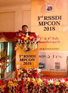 RSSDI MP