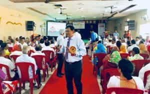 Hello Diabetes Education program 2018 Amgaon