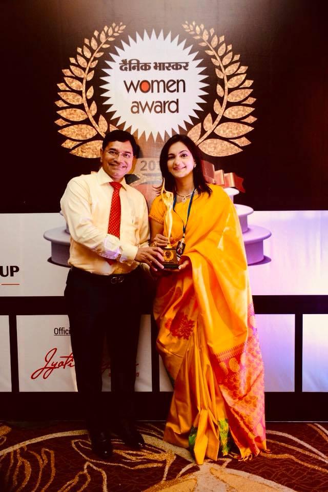 National Dainik Bhaskar Women Award