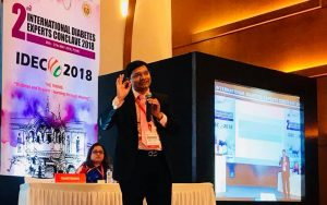 International Diabetes Expert Conclave