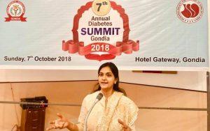 Annual Diabetes Summit Gondia 2018