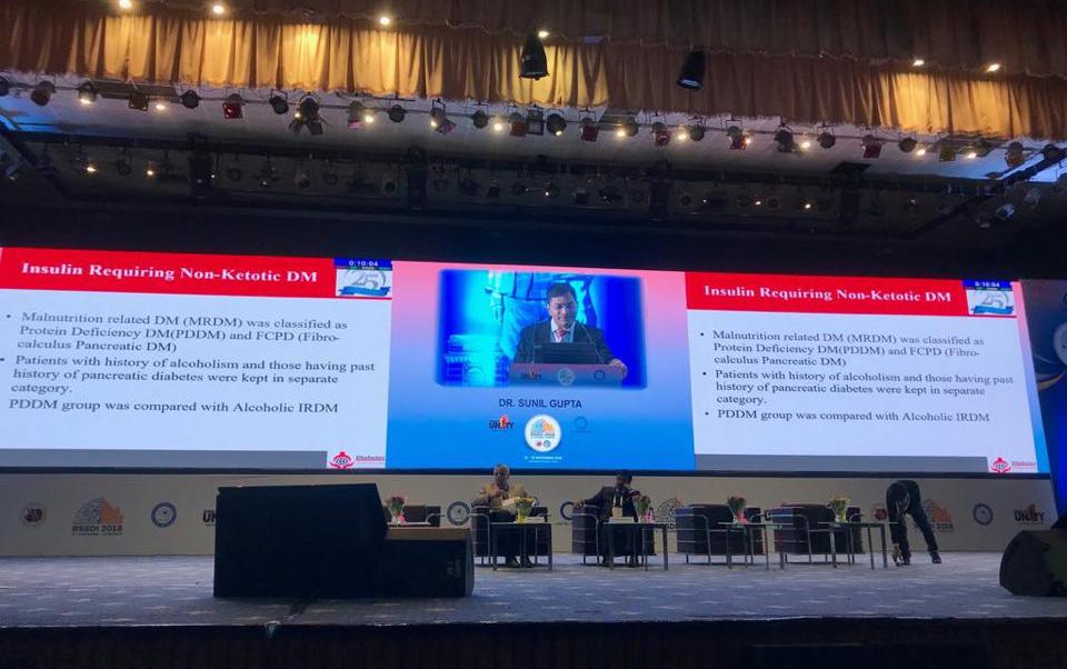 46th National Annual RSSDI 2018