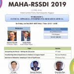 MAHA RSSDI 2019 Clinical Appraisal Interpreting Research Artical