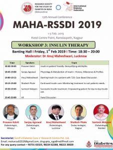 MAHA RSSDI Insulin Therapy