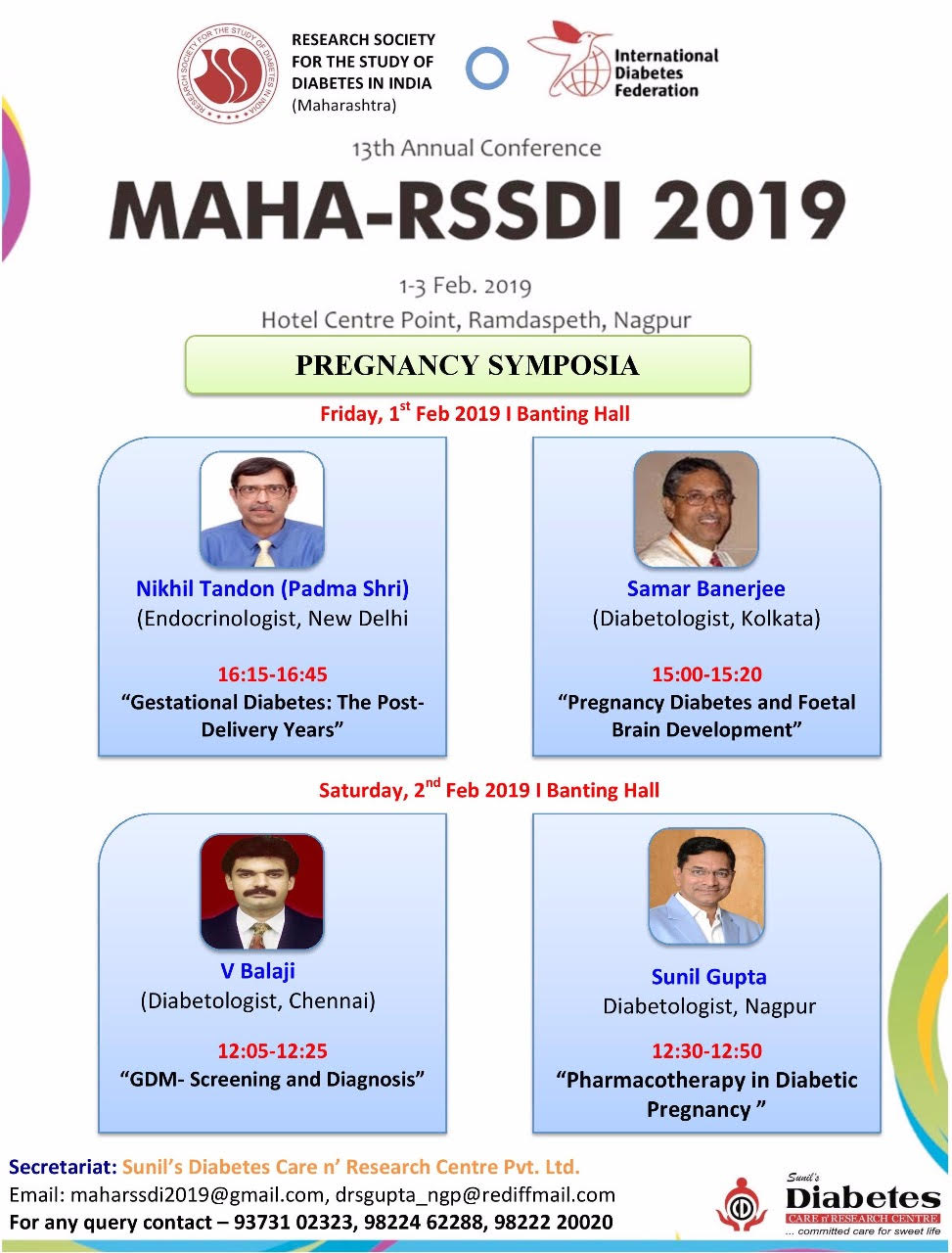 Pregnancy Symposia