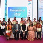 NDEP 8th Batch Convocation