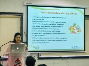 Medical Nutrtion Therapy in Diabetes